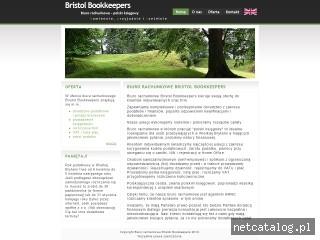 Zrzut ekranu strony www.biuro-rachunkowe.co.uk