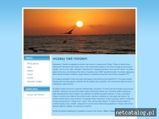 Zrzut ekranu strony domekprzymorzu.pl