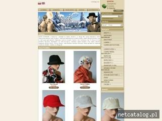 Zrzut ekranu strony www.butikdominiki.pl