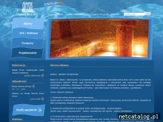 Zrzut ekranu strony www.arras.pl