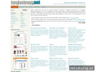 Zrzut ekranu strony twojestrony.net