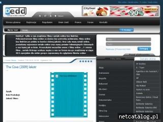 Zrzut ekranu strony dedd.pl