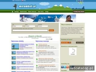 Zrzut ekranu strony pl.wewerethere.info